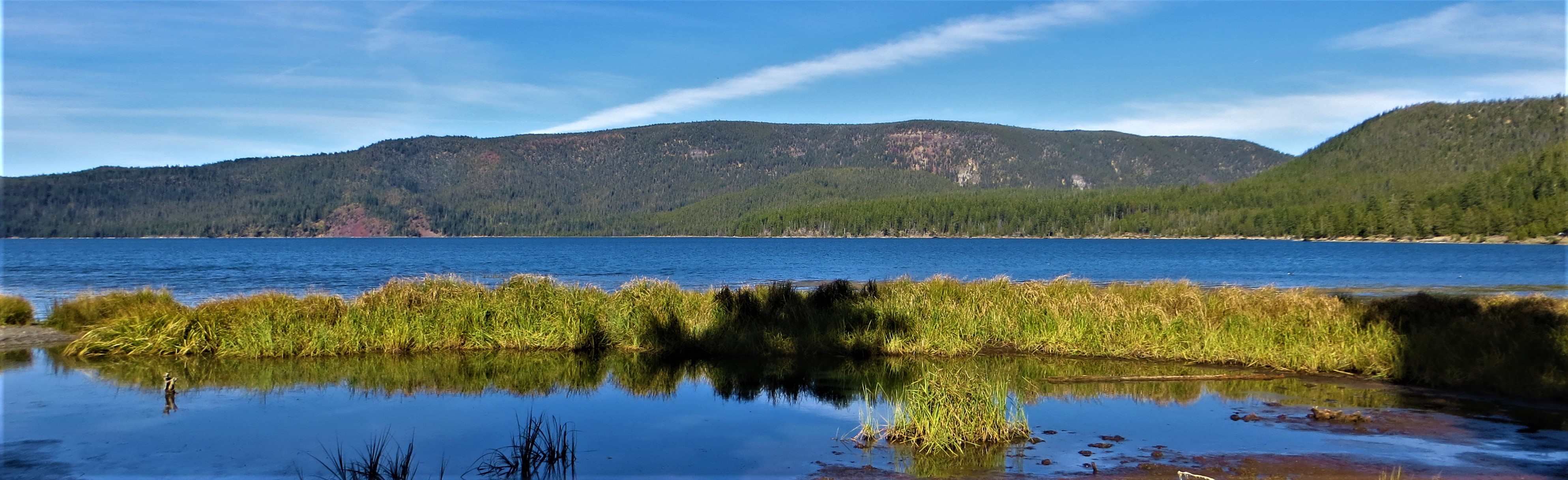 Paulina Lake, OR