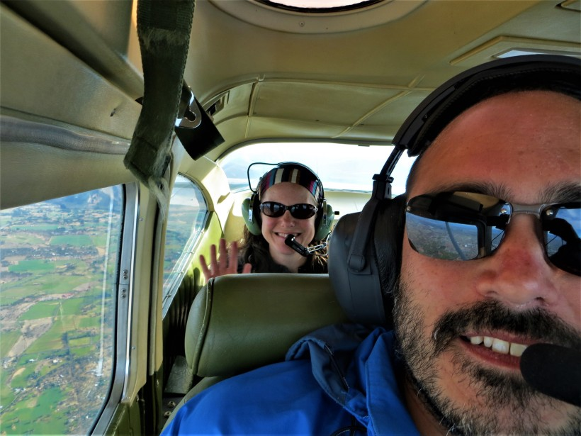 Chartered Flight over Crater Lake National Park, OR