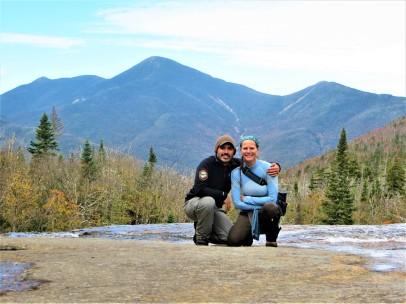 Hiking Mt. Marcy, Adirondacks, NY